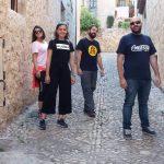 Viaje a pedraza - Familia Tarancon