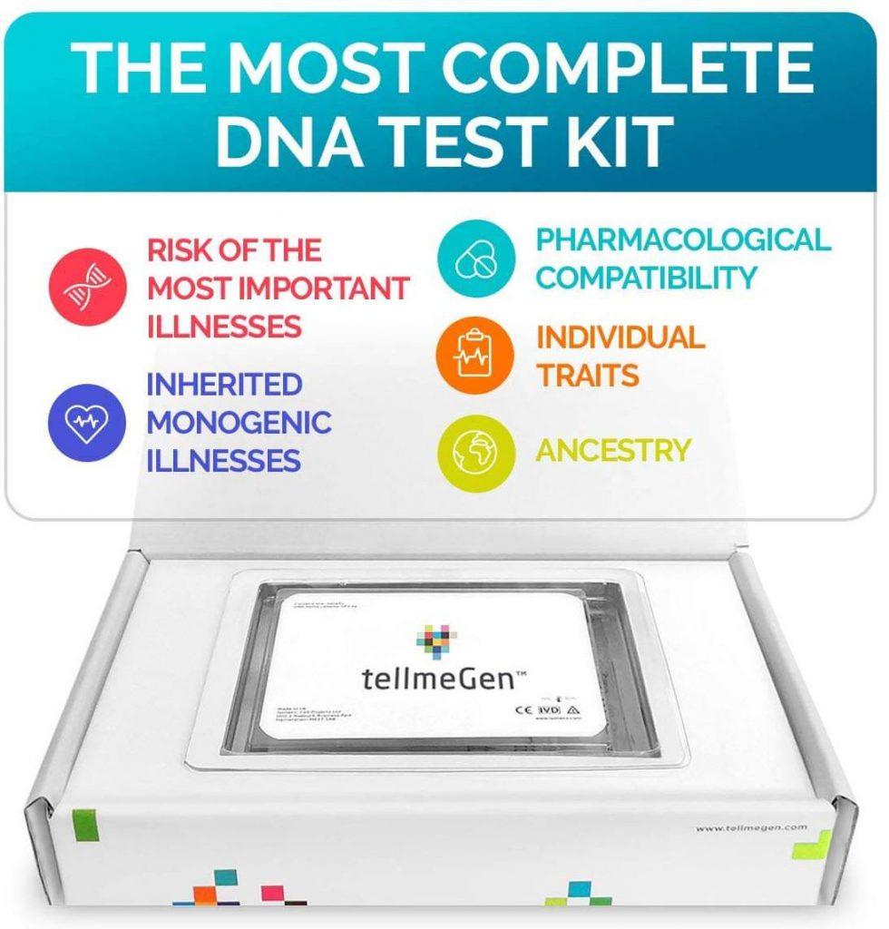 Análisis genético Tell Me Gen para la detección de enfermedades