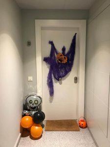 Mi primer Halloween en familia