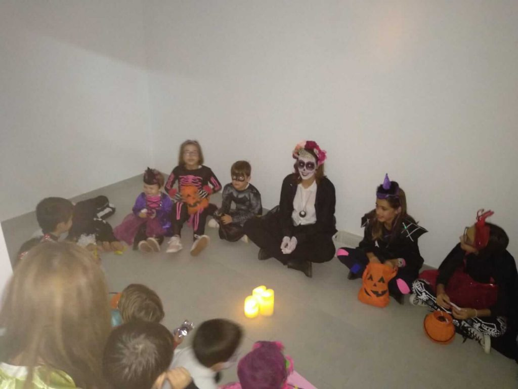 Mi primer Halloween en familia 7