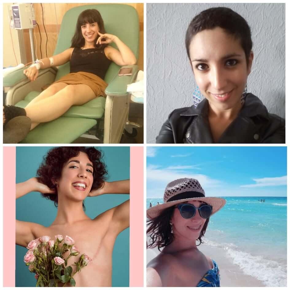 Entrevista a Tati Venturini, creadora del grupo Facebook: cáncer de mama no estás sola. 3